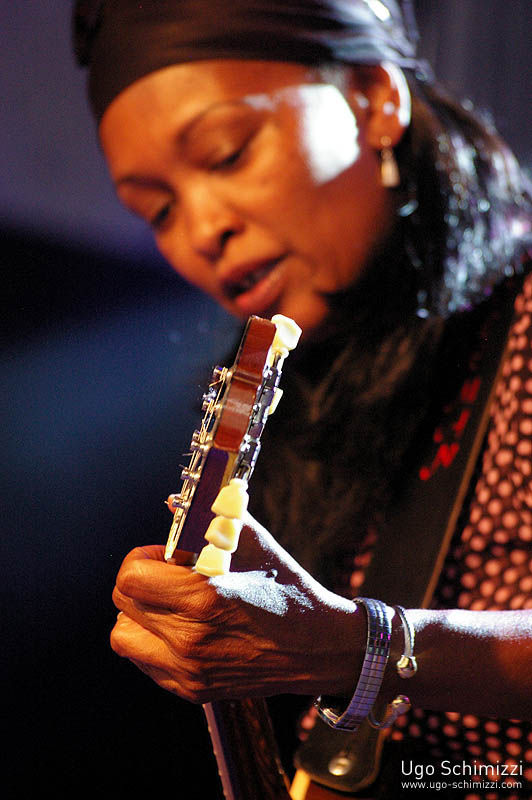 Deborah Coleman Band